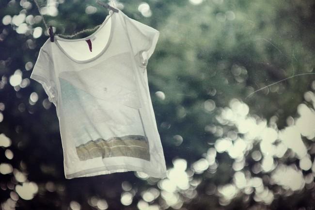 An Alone T-Shirt